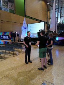 Yle interview