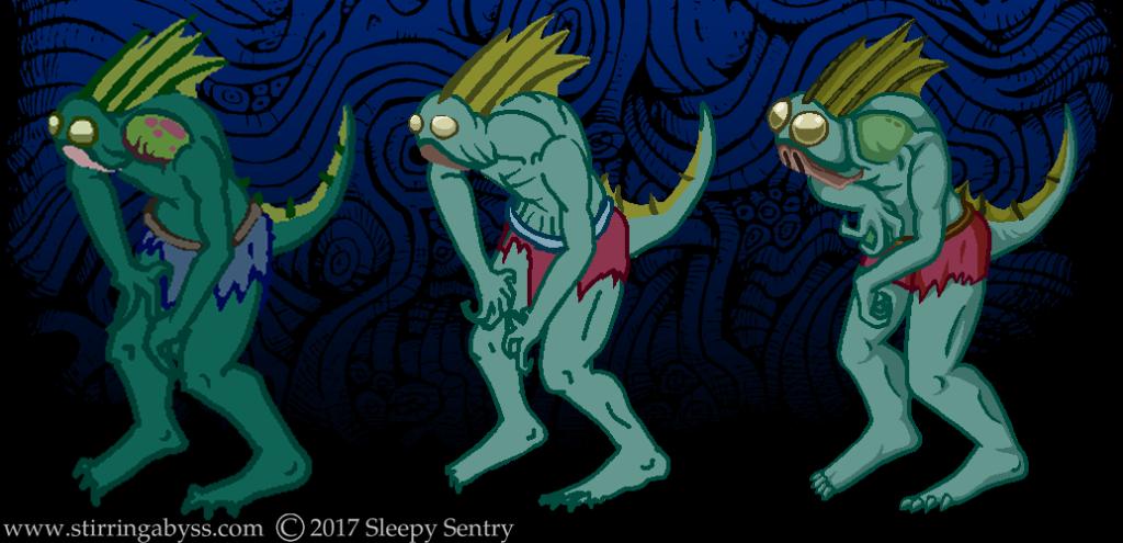 The evolution of the Spineskulker